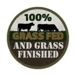 grass fed and finished beef
